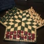 Mutarea pieselor de şah